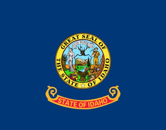 Idaho Flag Icon