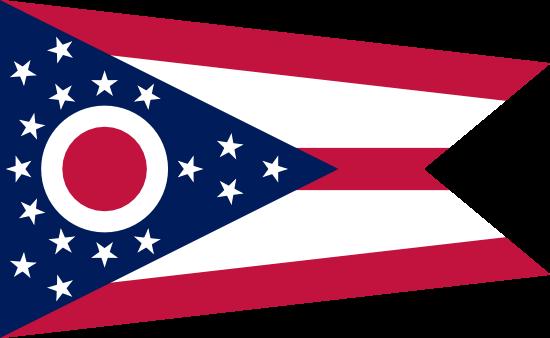 Ohio Flag Icon