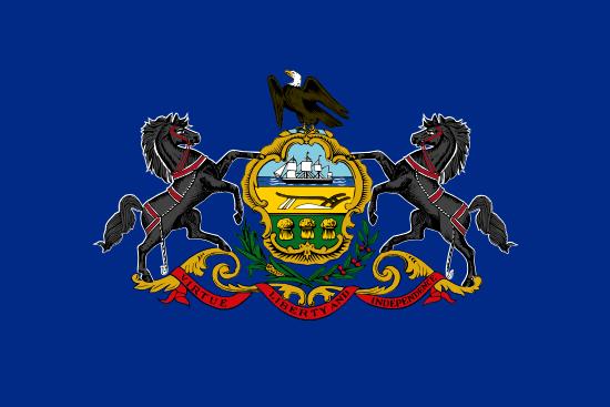 Pennsylvania Flag Icon