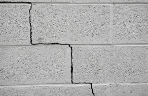 Crack in the foundation