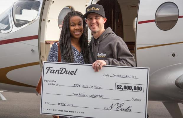Scott Hanson Wins $2mm on FanDuel