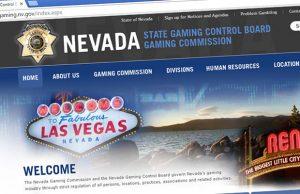 NV Gaming Control Board