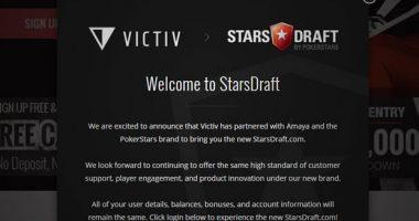 Victiv becomes StarsDraft