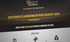 DraftKings UK Delay
