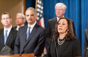 CA Attorney General Kamala Harris