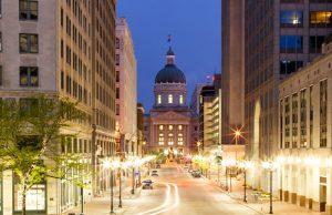 Indiana DFS Senate