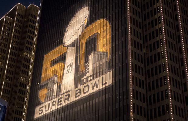 Super Bowl sports betting
