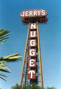 Jerrys Nugget Las Vegas