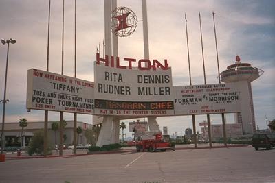 Las Vegas Hilton 1993