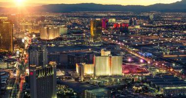 Nevada sports books YoY gains