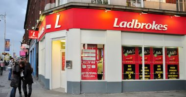 Ladbrokes sports betting business growth