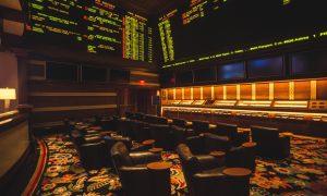 April numbers Nevada sports books betting