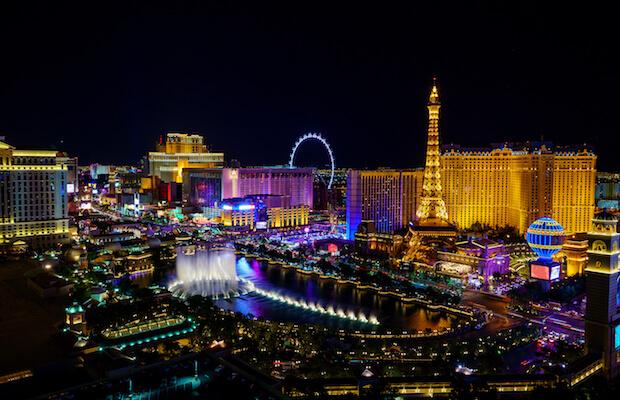 Nevada sports betting October 2016