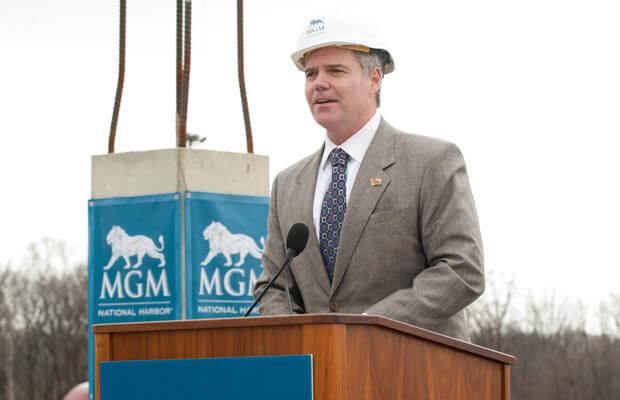 MGM Murren sports betting