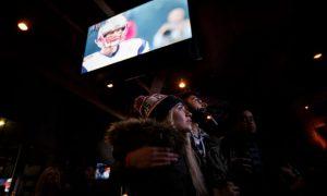 NFL sports betting TV