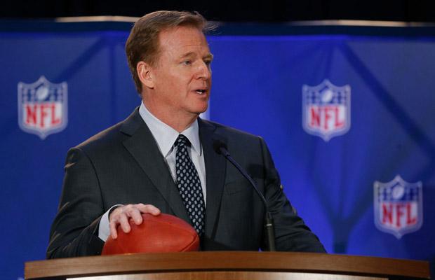 Goodell NFL sports betting