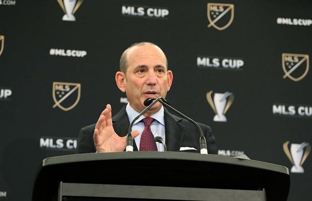 MLS garber sports betting