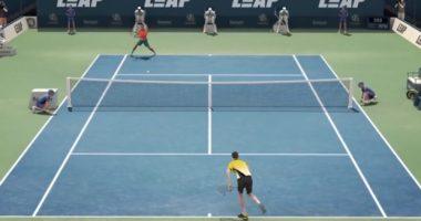 Virtual sports betting tennis