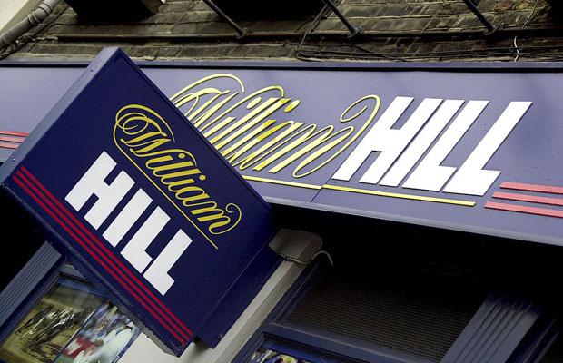 William Hill CEO