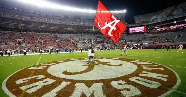 Alabama football sports betting