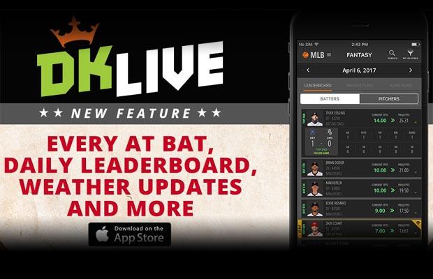 DK Live MLB