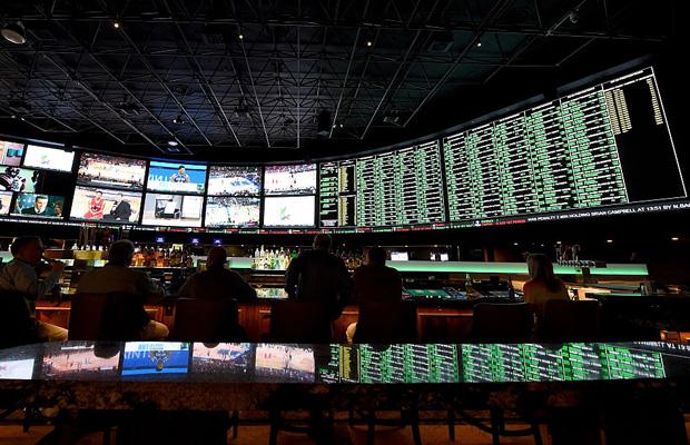 Legal US sports betting