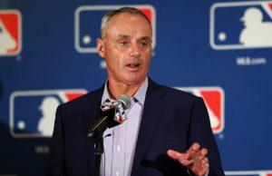 Manfred MLB sports betting