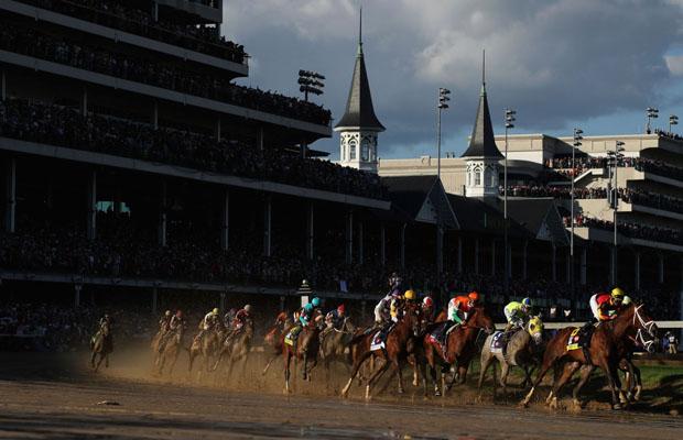 Horse racing fantasy sports