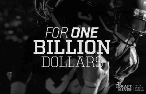 DraftKings billion dollars