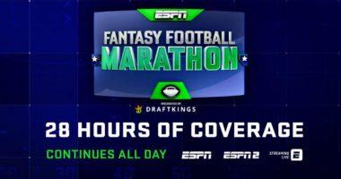 ESPN DraftKings fantasy football