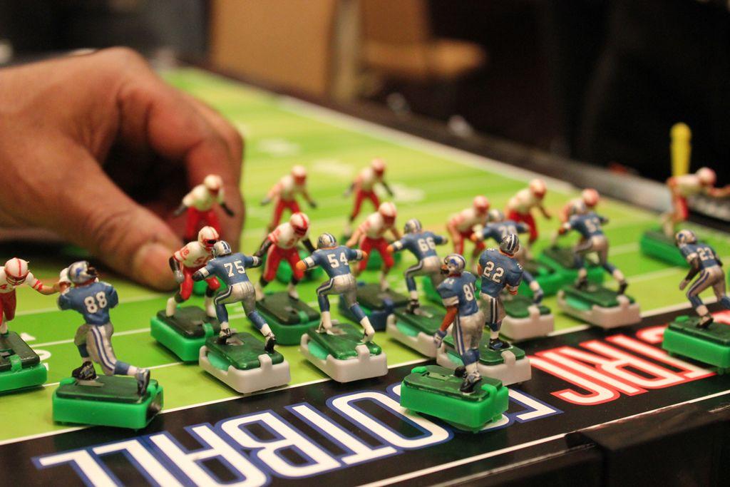 FanDuel mini fantasy football