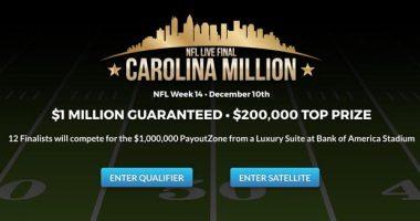 FantasyDraft Carolina Million