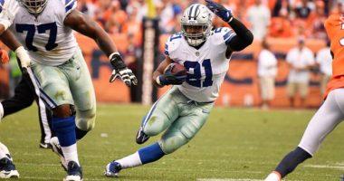 NFL Elliott case and NJ sports betting
