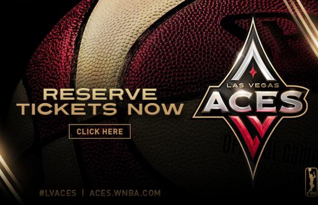 WNBA las vegas aces MGM