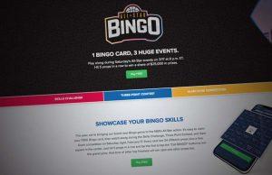 FanDuel NBA bingo