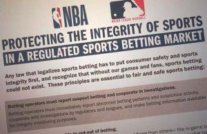 NBA MLB lobbying WV