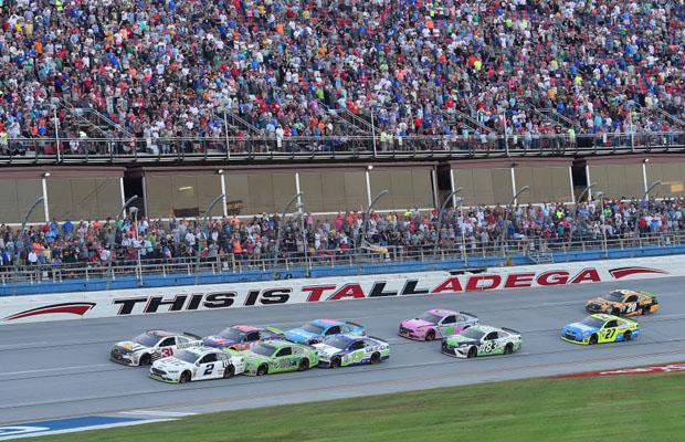 Fantasy NASCAR fanduel