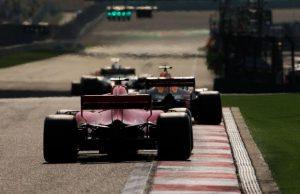Formula One fantasy