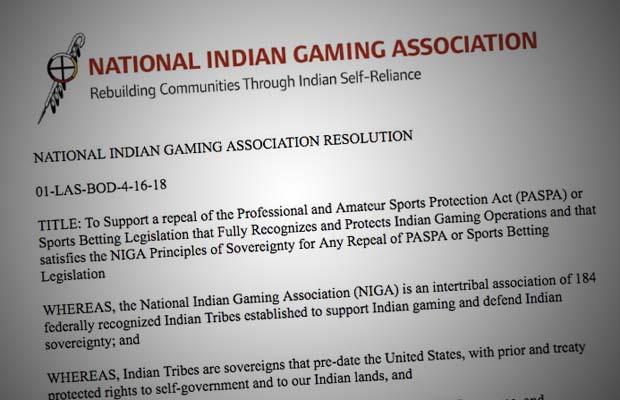 NIGA sports betting