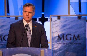 MGM CEO Murren sports betting