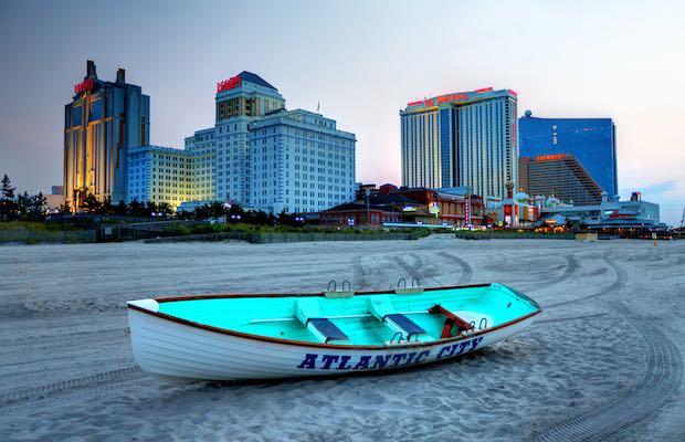 Resorts AC New Jersey sports betting