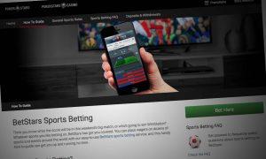 BetStars PA sports betting
