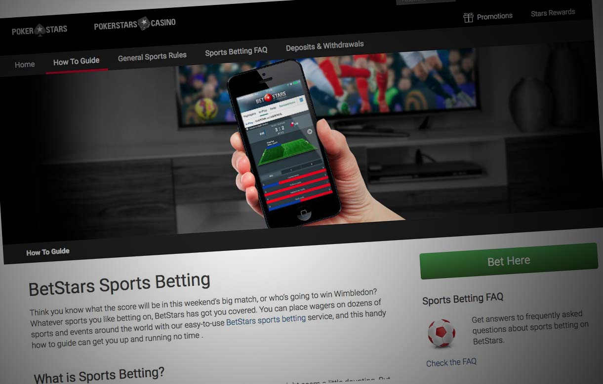 BetStars PA sports betting
