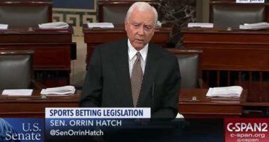 Hatch Sports Betting Congress