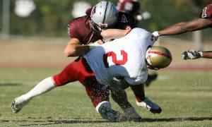 College football injury report