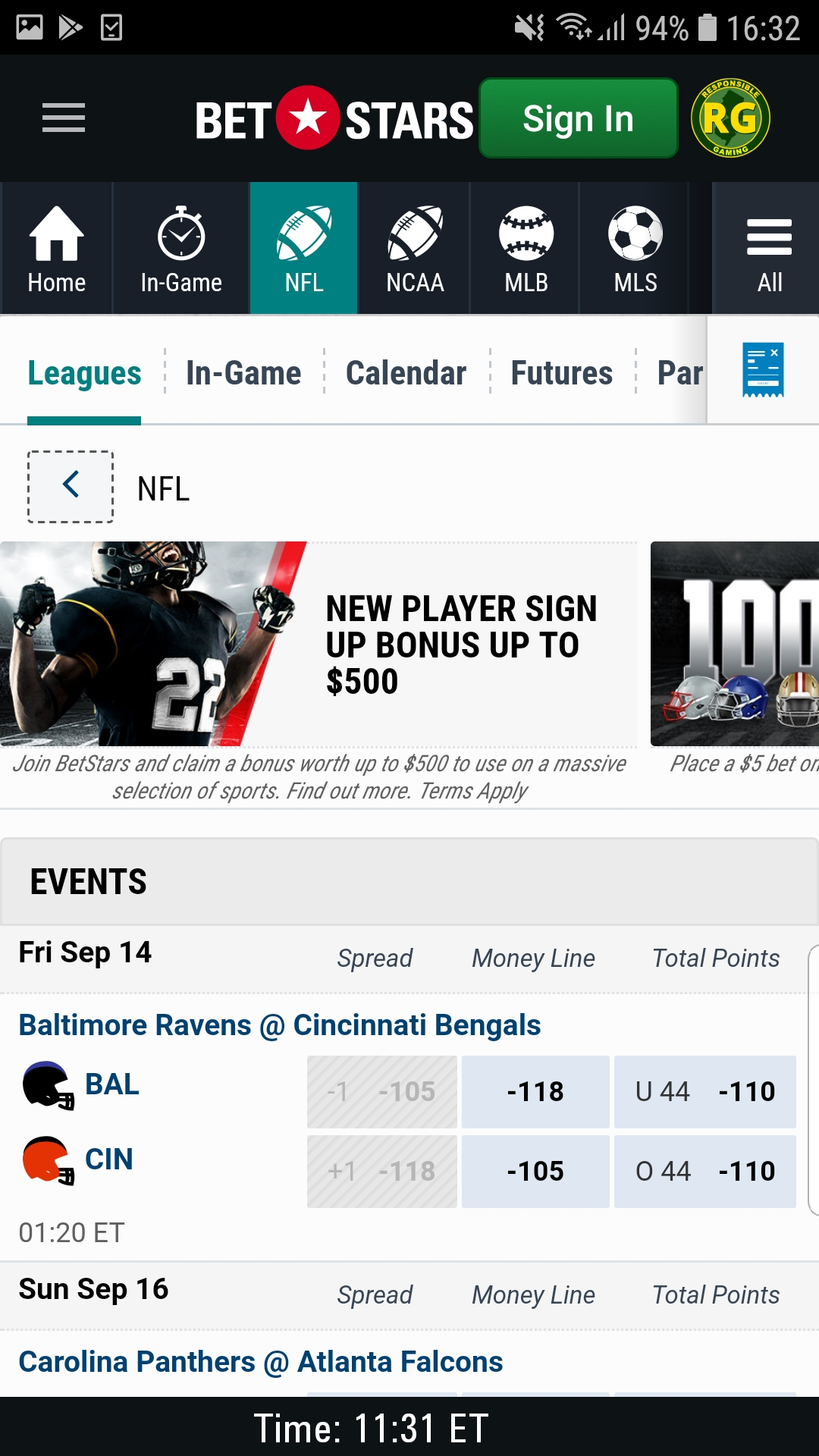 BetStars Goes Live As Eighth Online Option For NJ Sports Betting