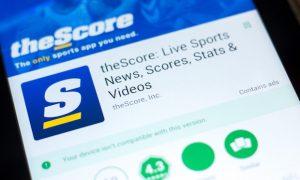 theScore NJ sports betting app