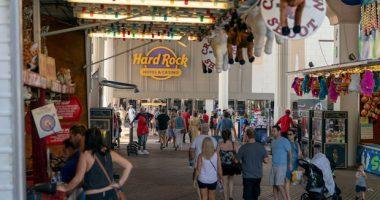 Hard Rock NJ sports betting app