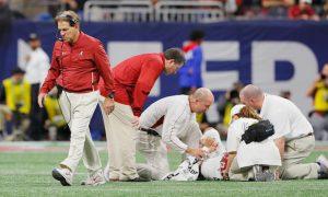 NCAA injury reports