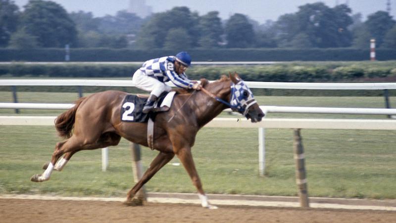 Secretariat - 1973 Belmont Stakes